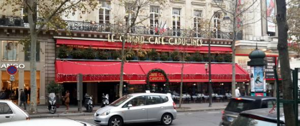 Le Grand Cafe Capucines - Eat the Globe