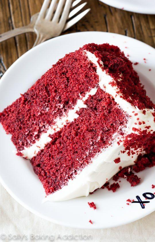 How Long Can You Keep A Red Velvet Cake