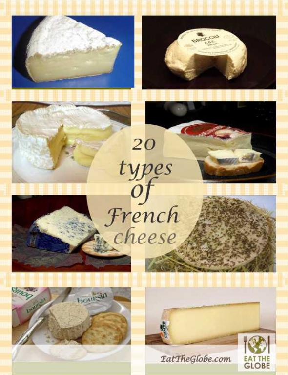 Types Of Cheese From France - Eat The Globe